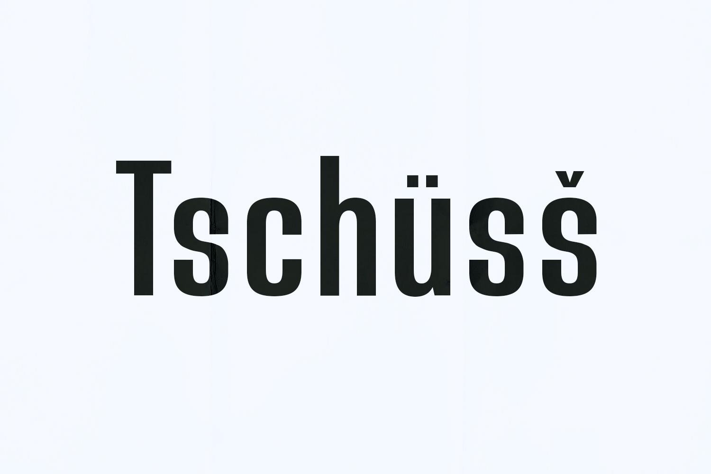 CASSIUS - Sans Font example image 4