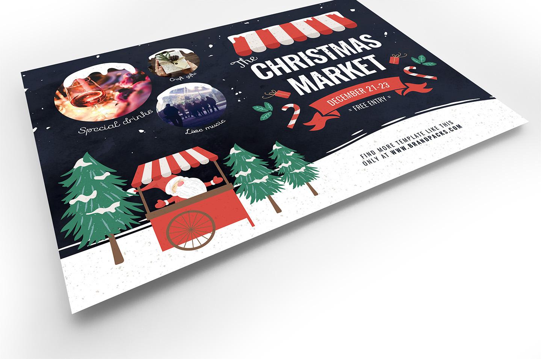 Christmas Flyer example image 4