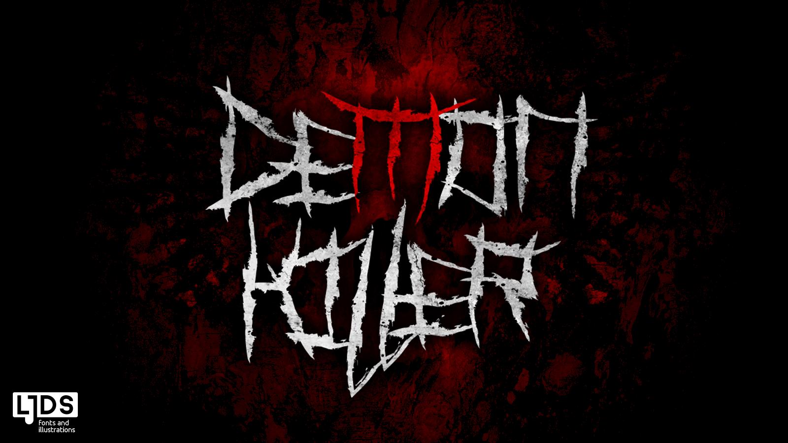 Demon Killer example image 1