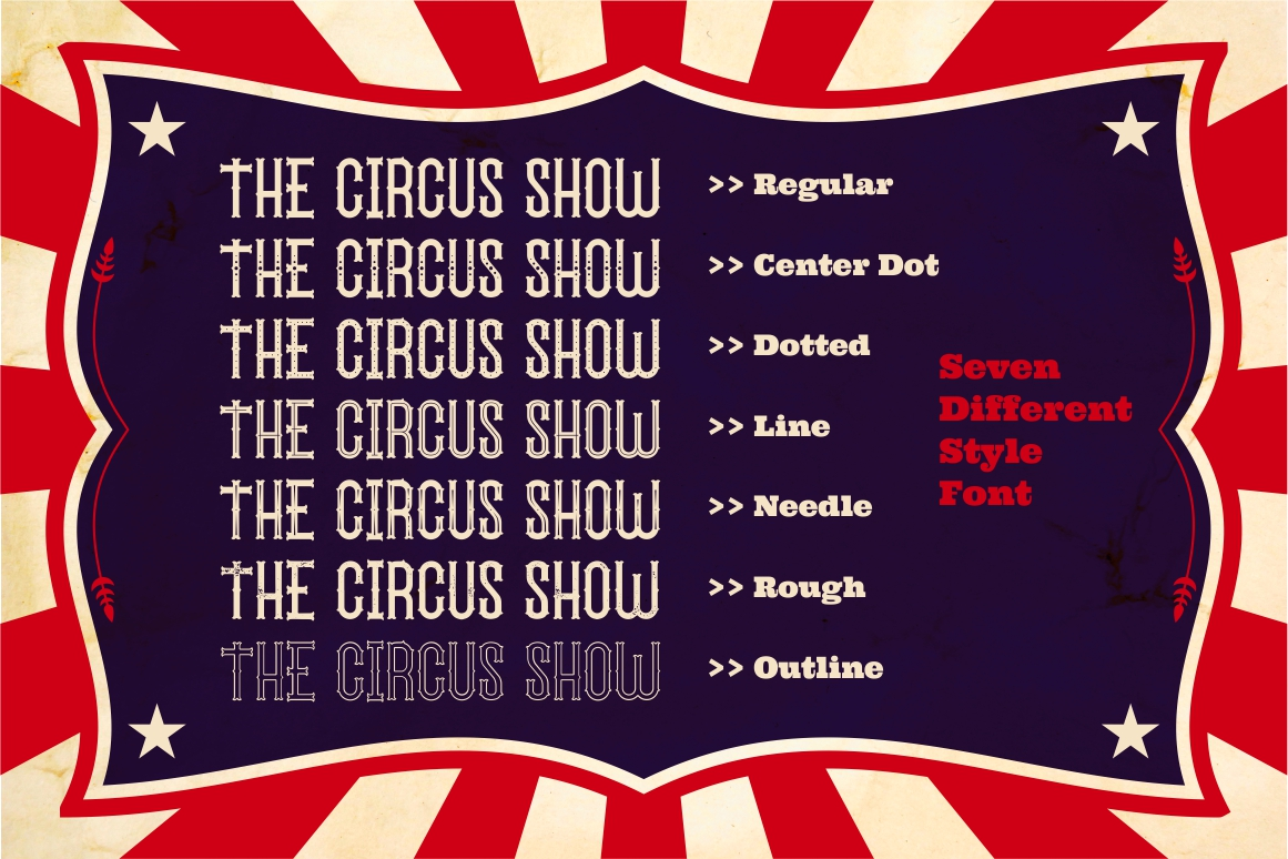 The Circus Show example image 2