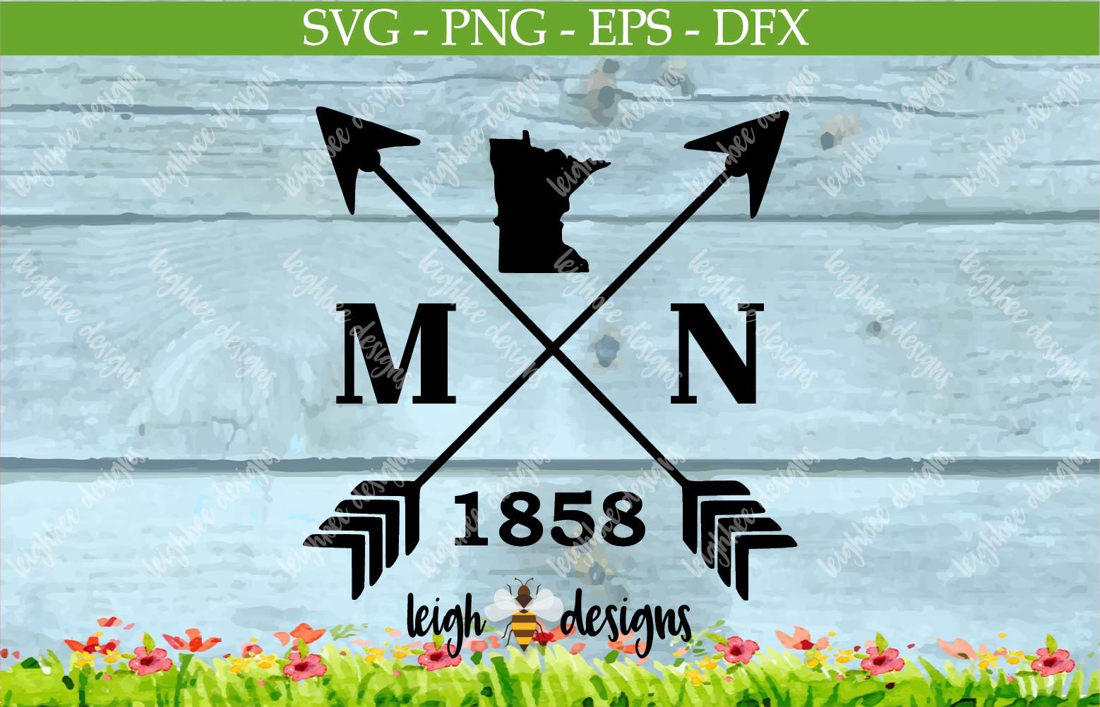 Arrow Minnesota 1858 example image 1