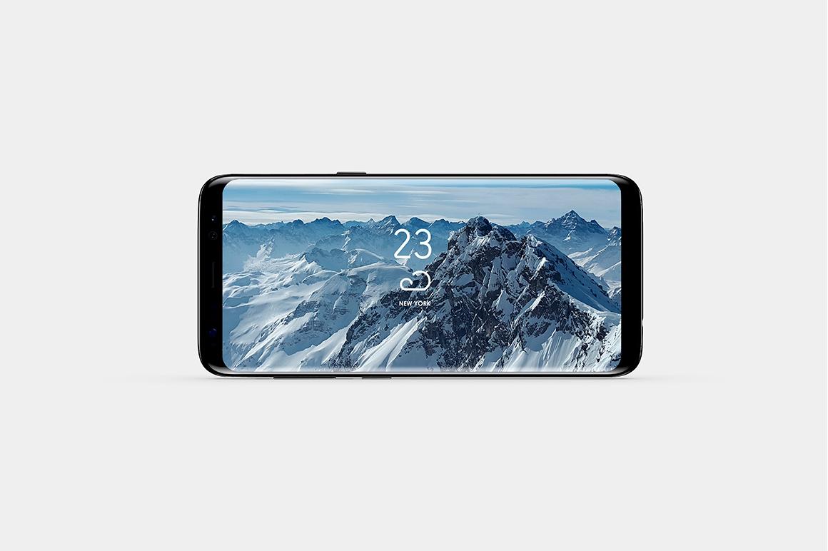 Smartphone Mock-Ups Vol. 2 example image 6