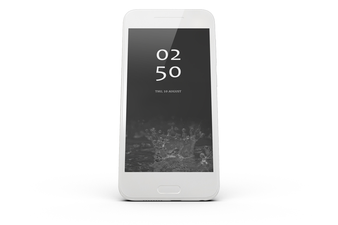 HTC One A9 MockUp example image 7
