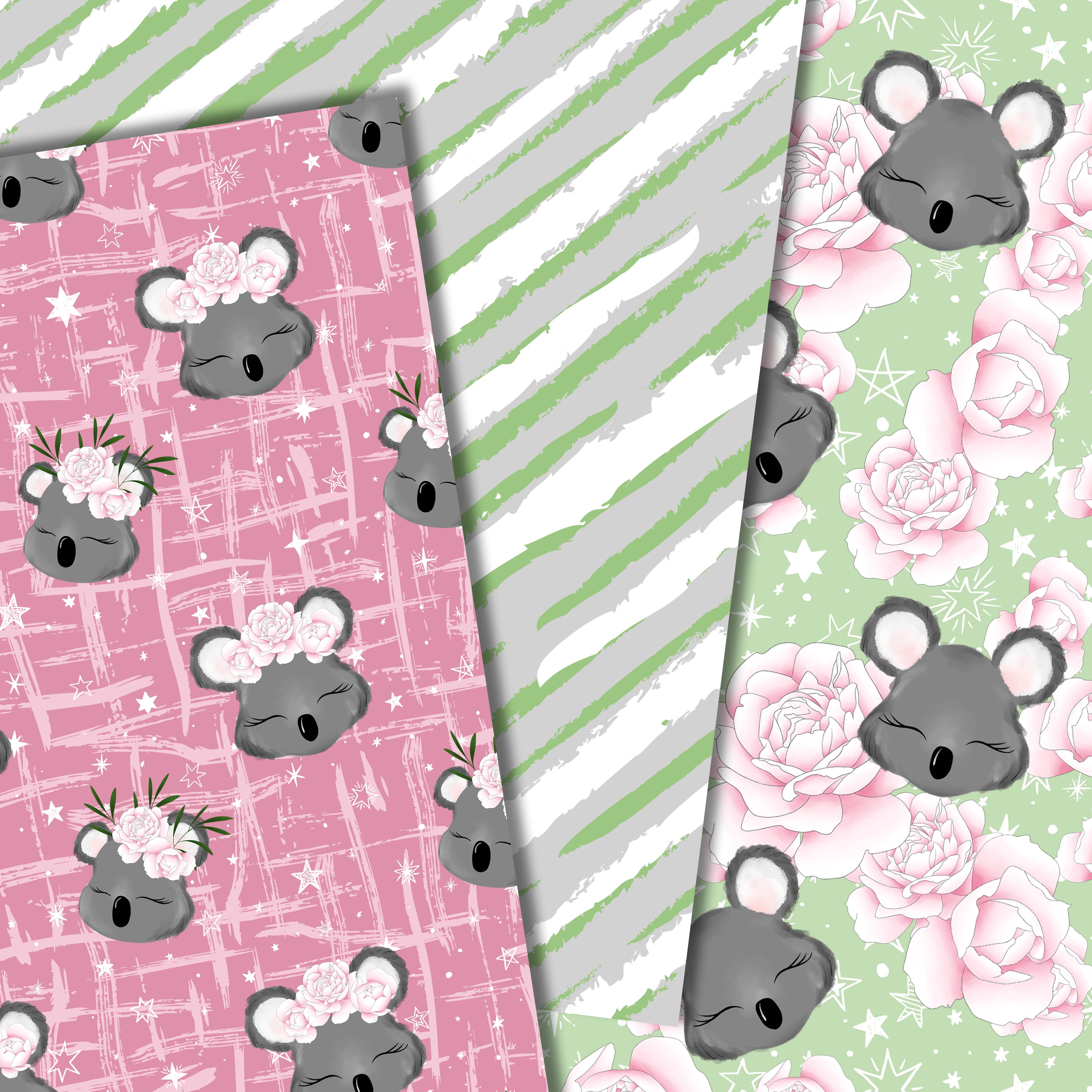 Koala pattern example image 4
