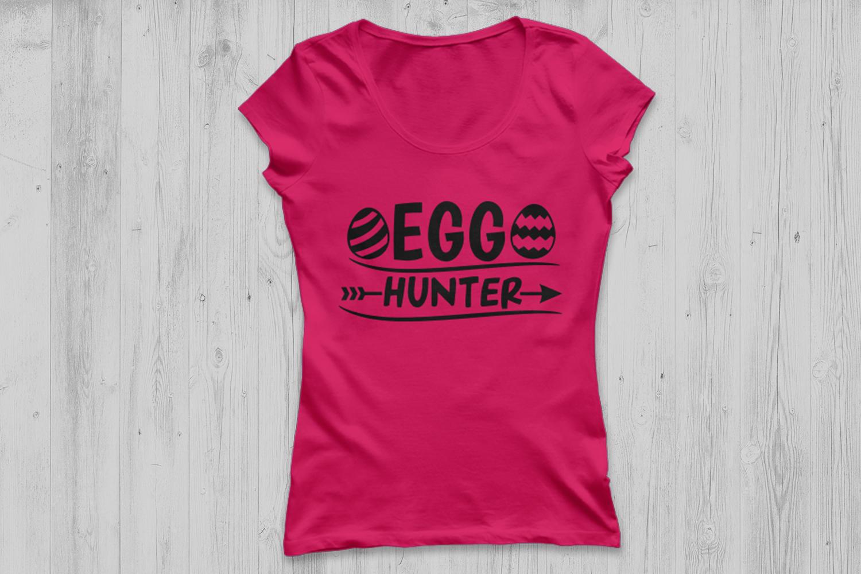 Egg Hunter Svg, Easter Svg, Easter Egg Svg, Eggs Svg. example image 2
