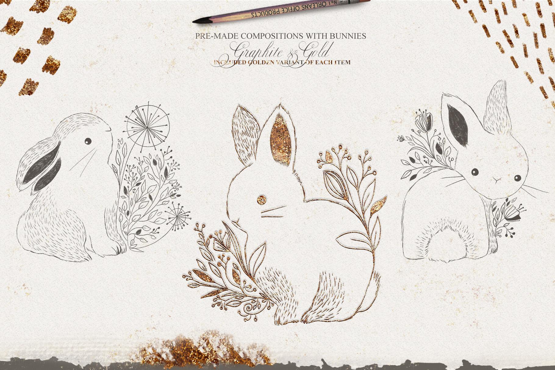 Vintage Easter Multipurpose Kit example image 6