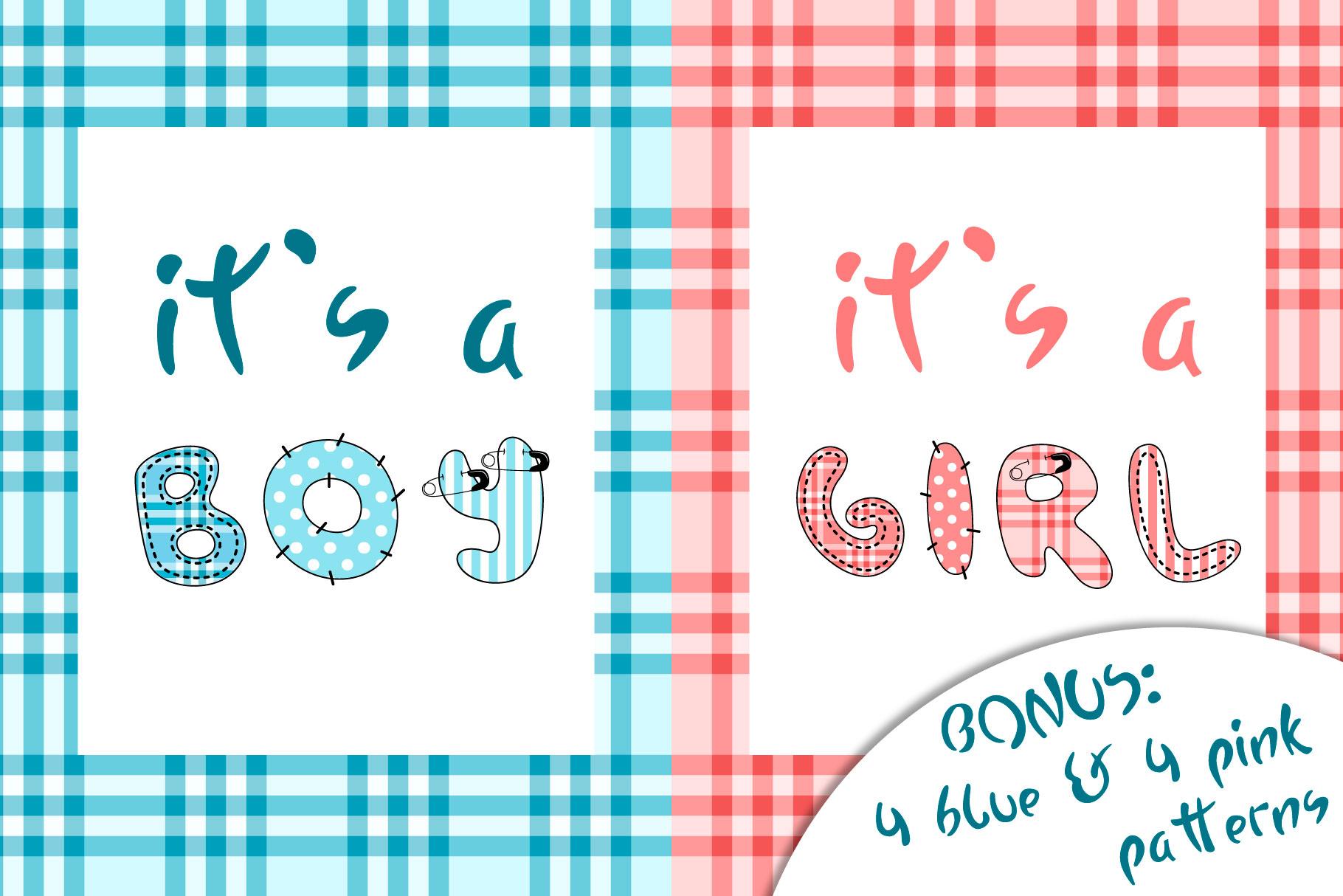 Pippilotta duo font example image 5