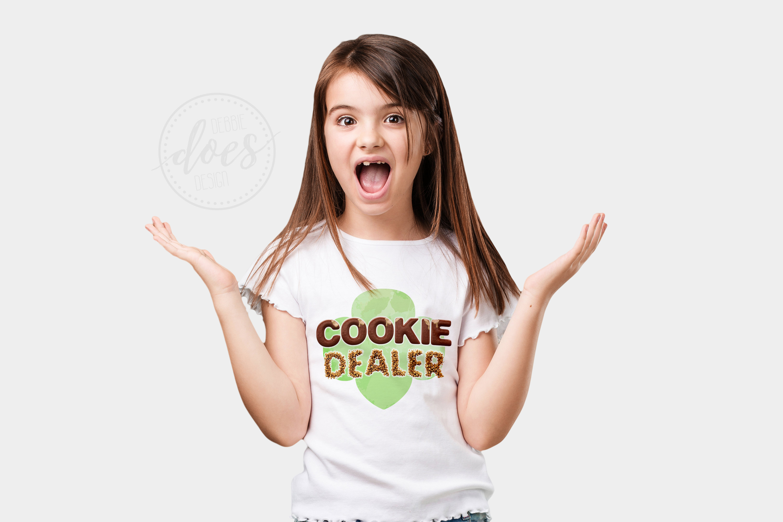 Cookie Dealer - Printable Design example image 2