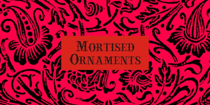 Mirella, Volstead and Mortised Ornaments Licenced pack example image 9