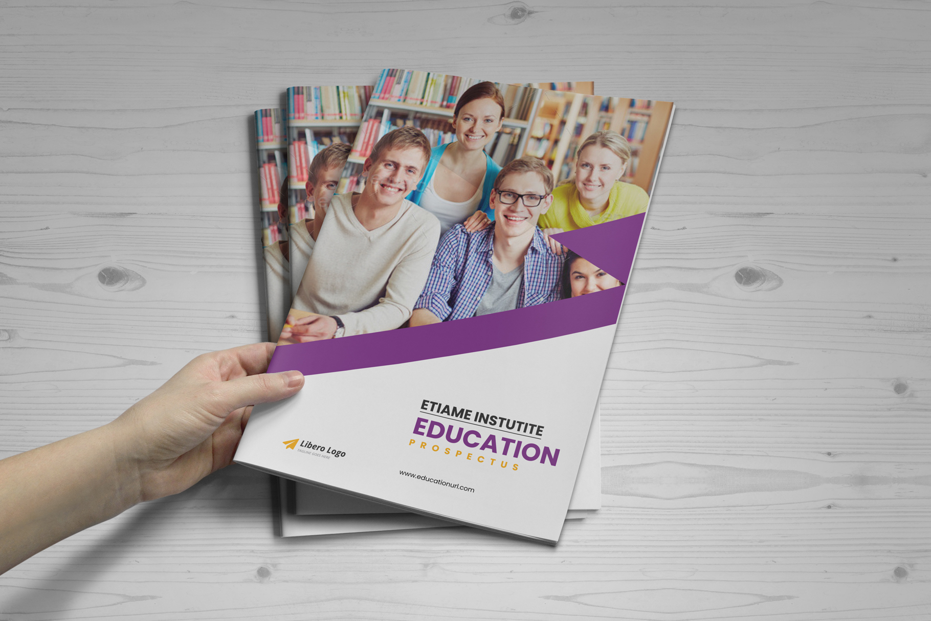 Education Prospectus Brochure v7 example image 18