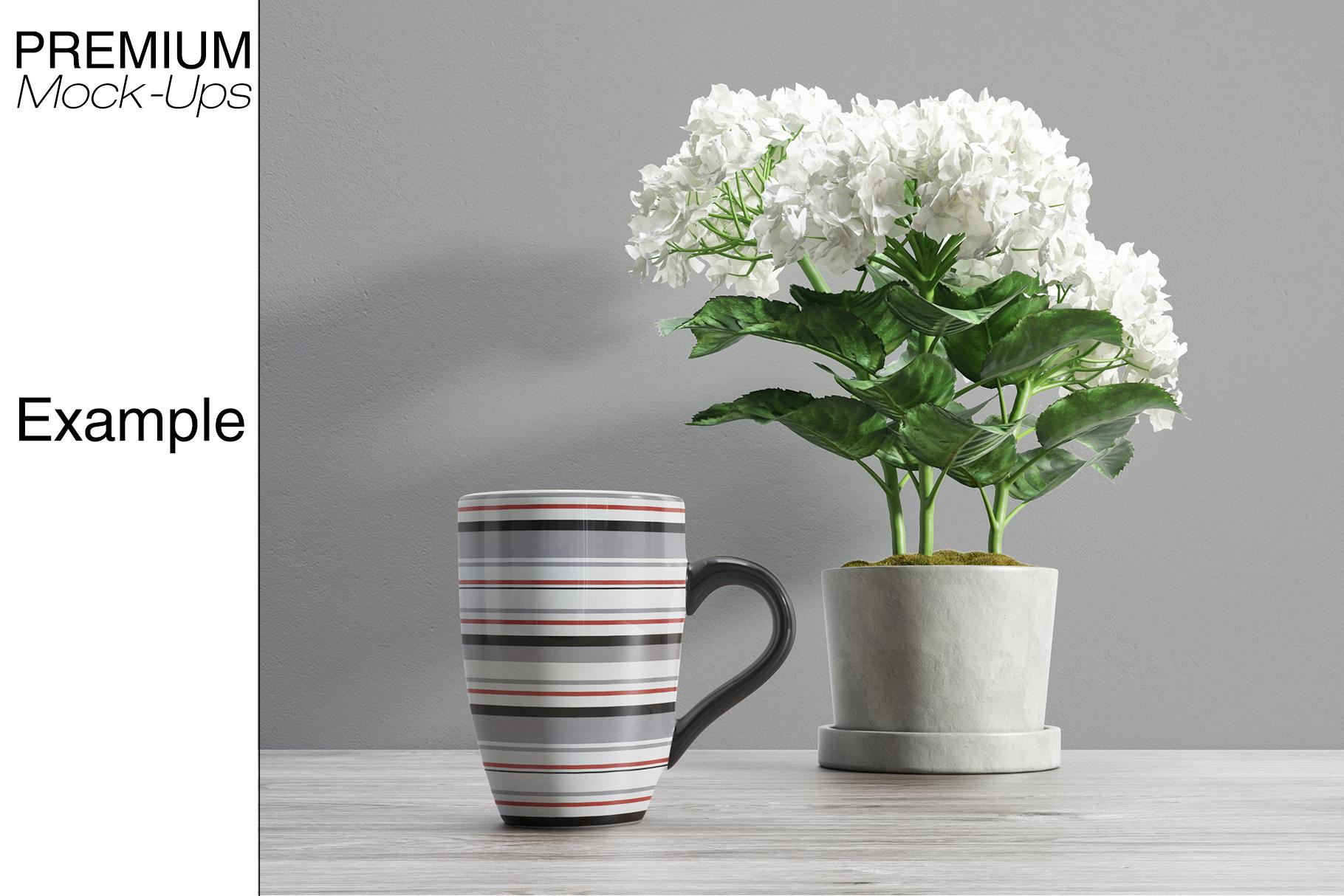 Mug Mockups - Many Shapes example image 9
