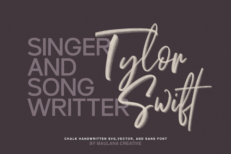 Brotthers - SVG Brush Free Sans Font example image 7