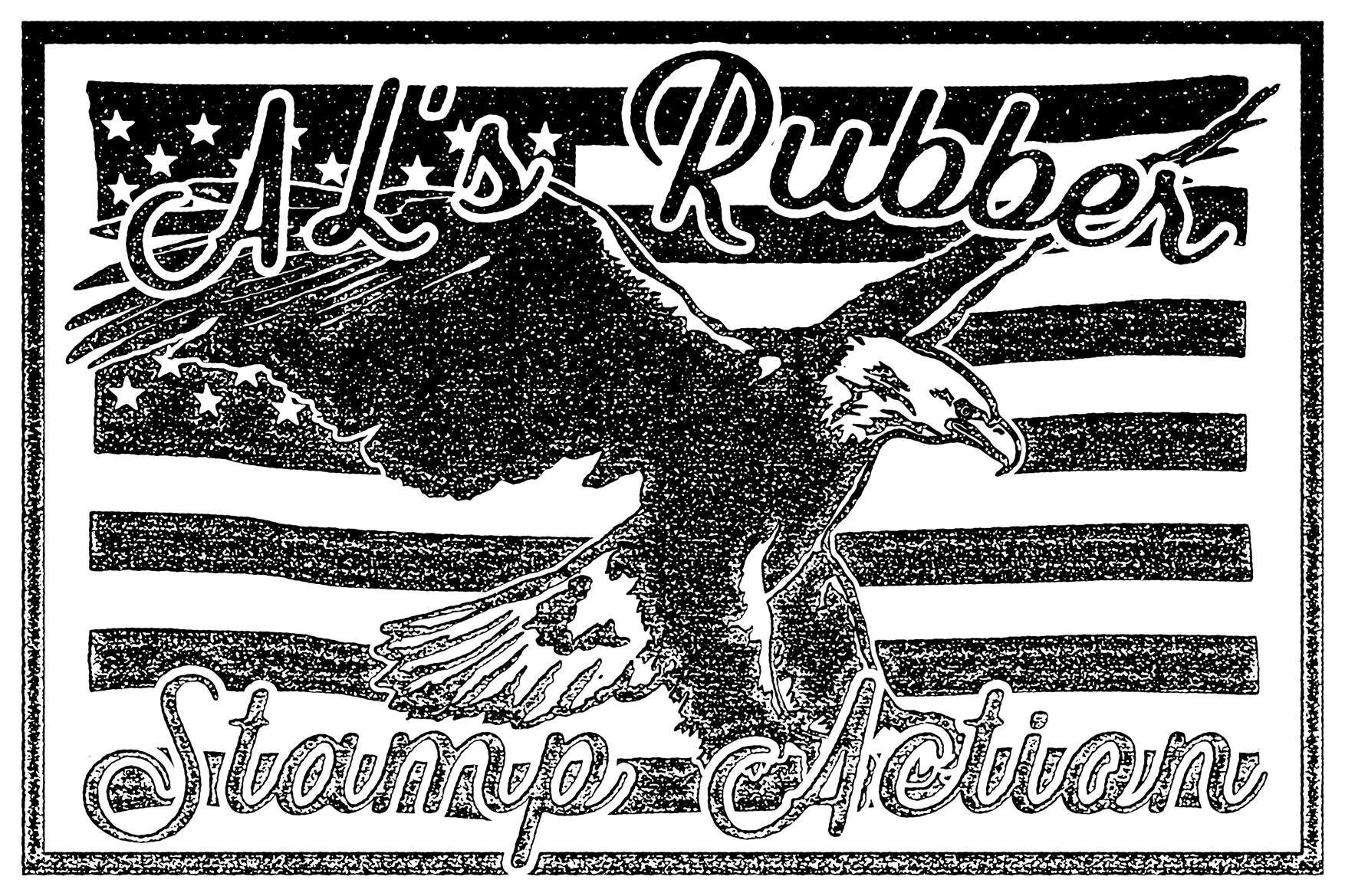 AL's Rubber Stamp Action Kit example image 19