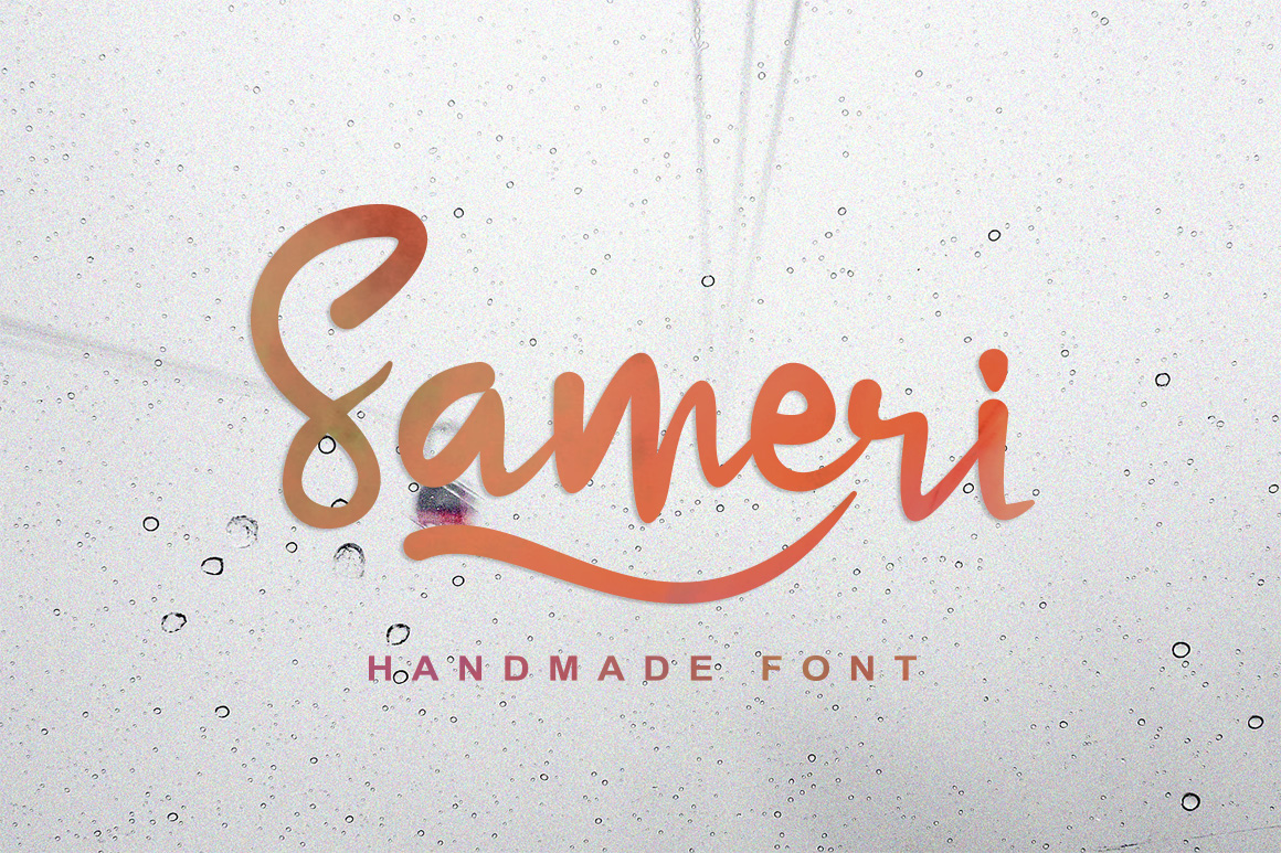 Sameri Brush example image 1