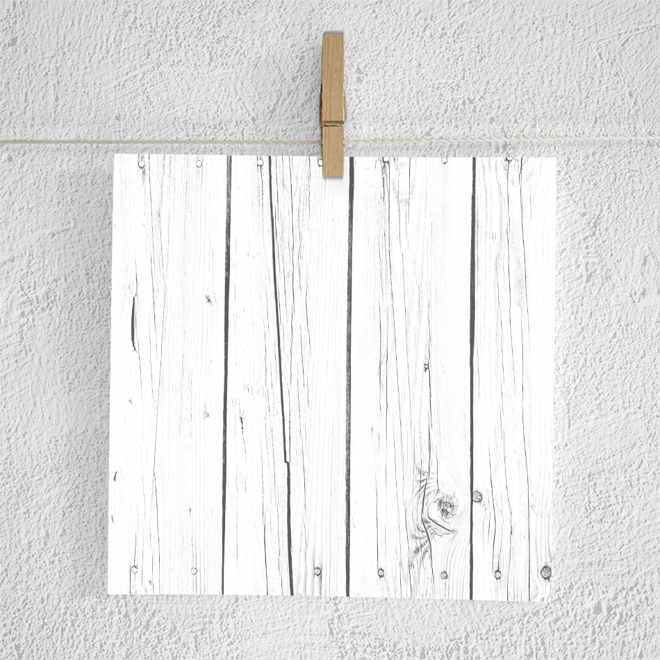 White Wood Textures example image 2