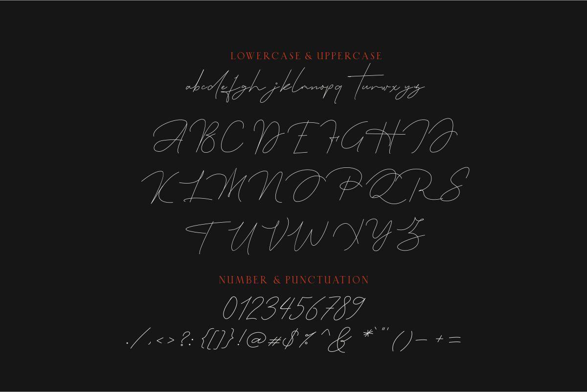 Queenstown // Font Duo Vol.01 example image 6