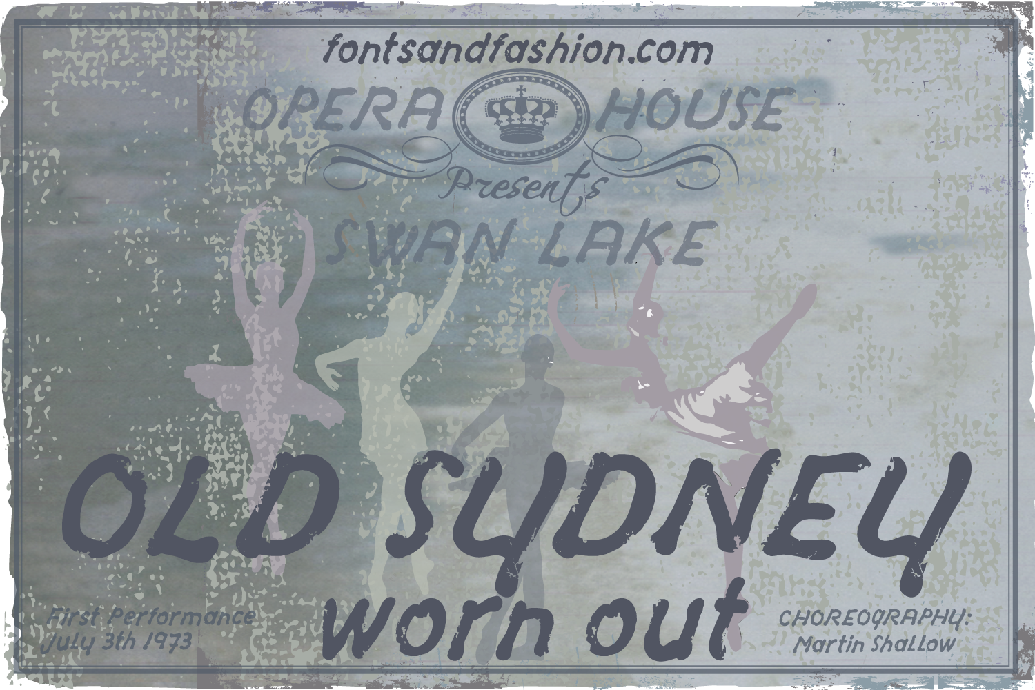 Old Sydney_Worn Out example image 2