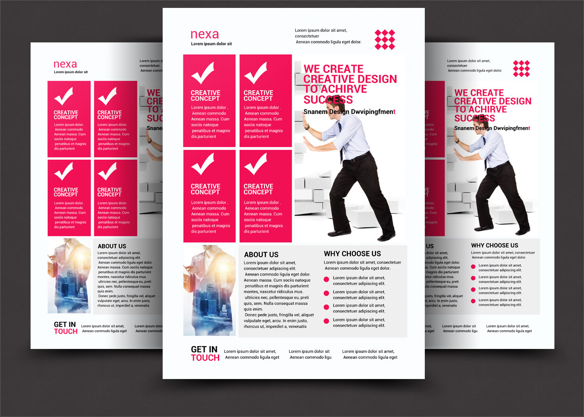 Business Bundle Flyer 6 example image 4