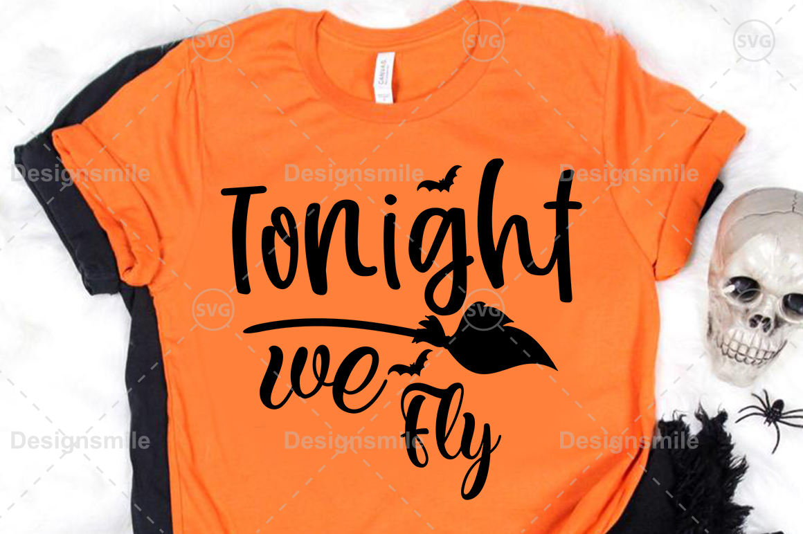 Halloween Tshirt Design Bundle example image 15