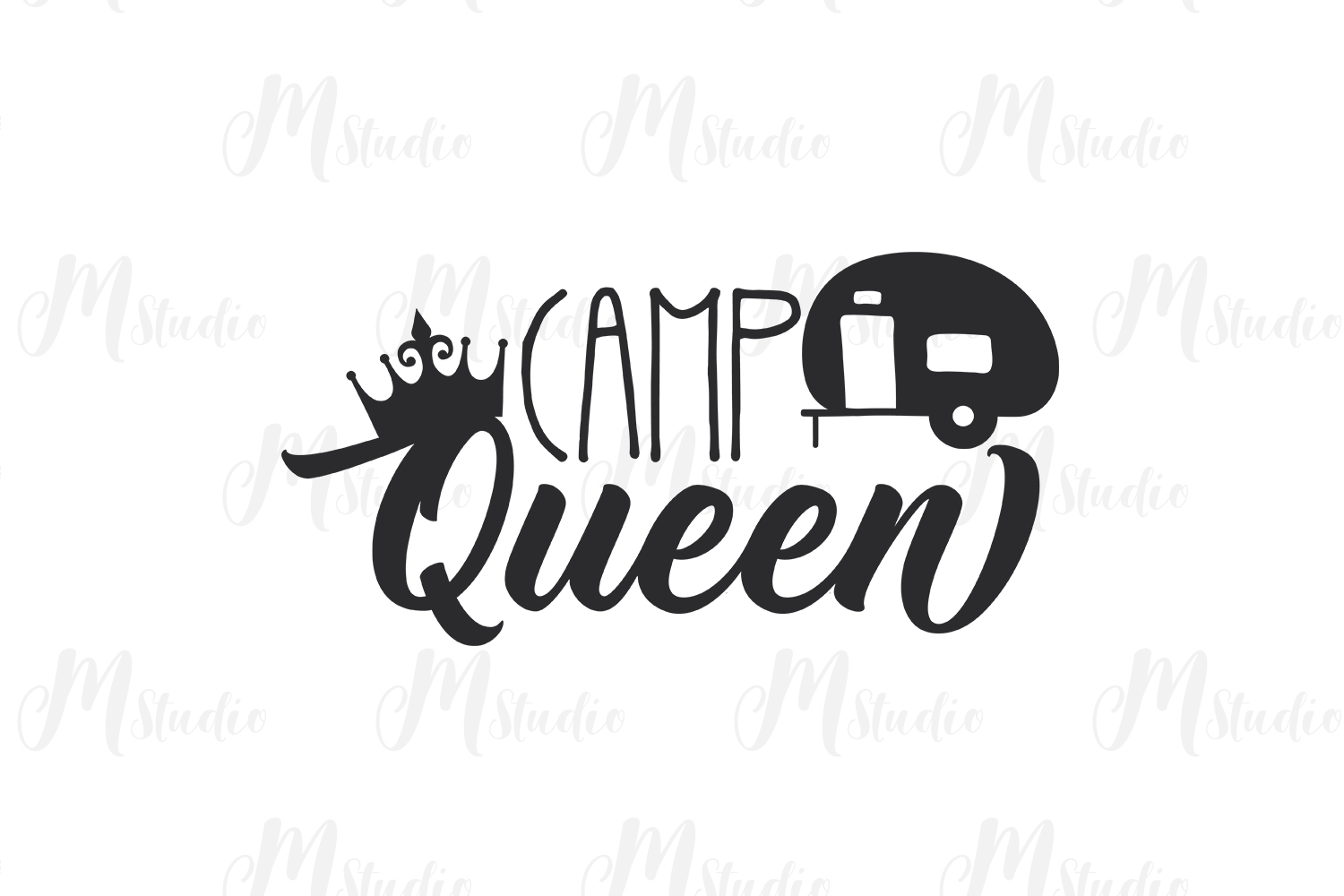 Camping SVG Bundle. example image 10