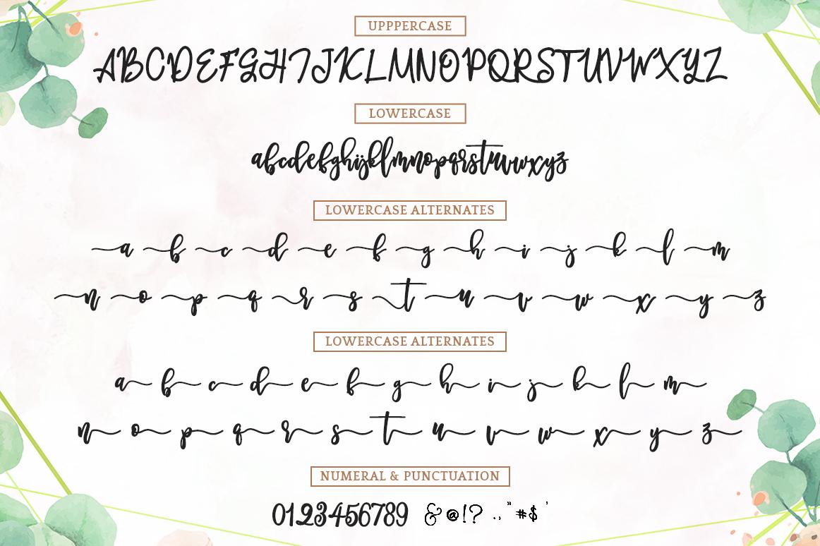 Melankolis Script example image 5
