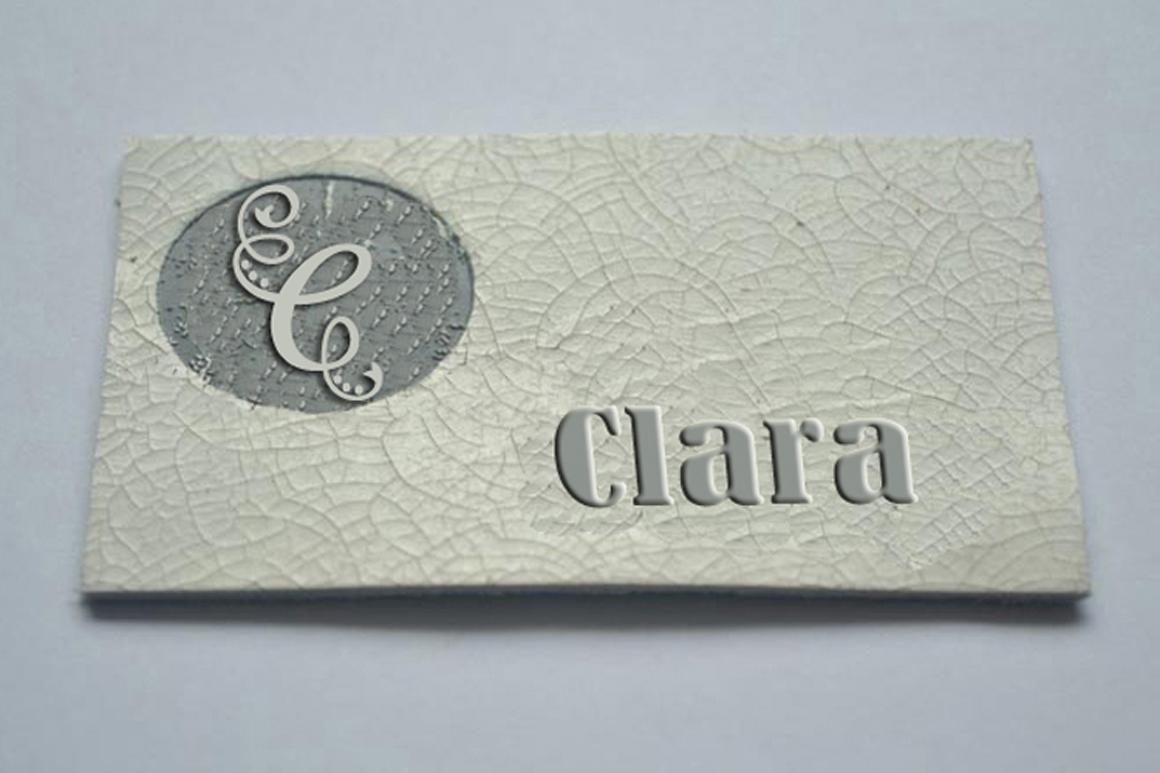 Alpha Monogram example image 7