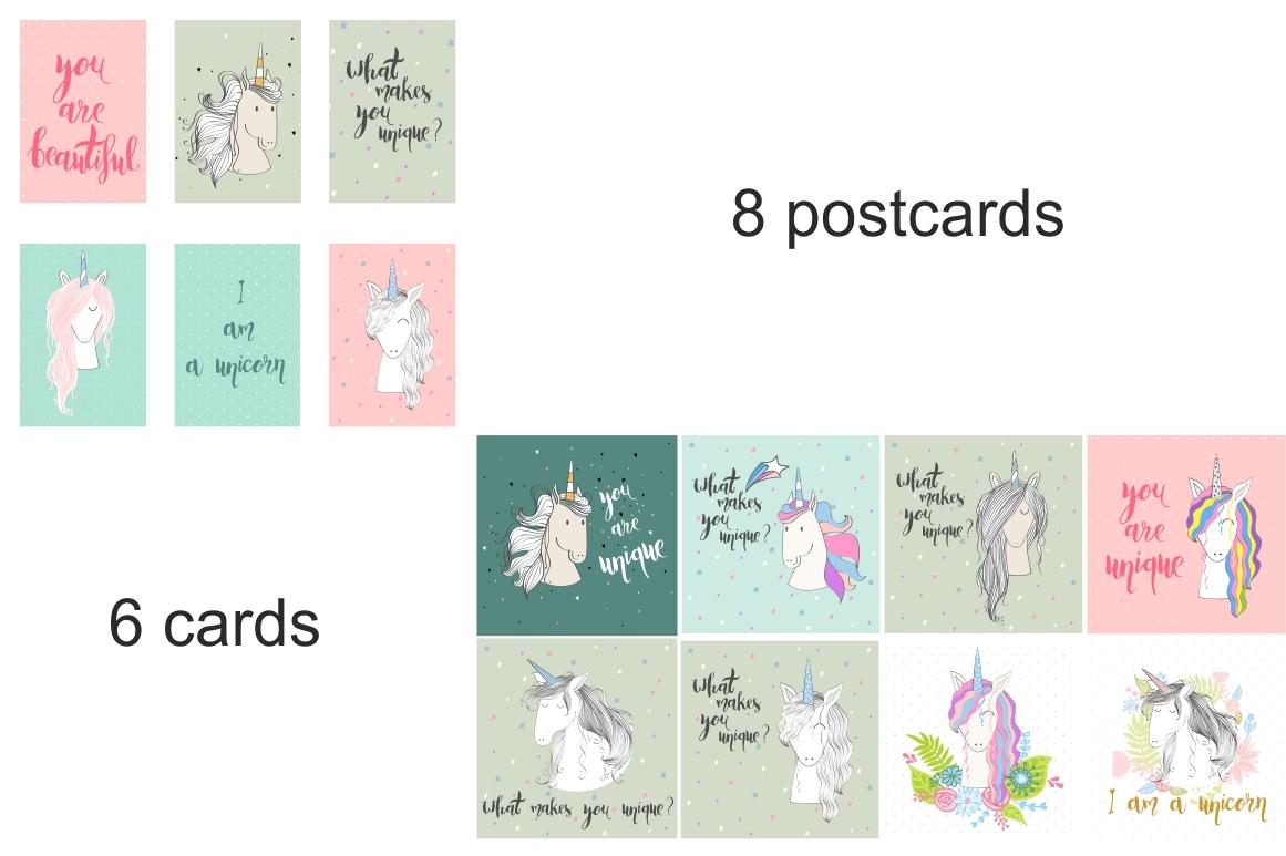 Magic Unicorns, kit example image 3