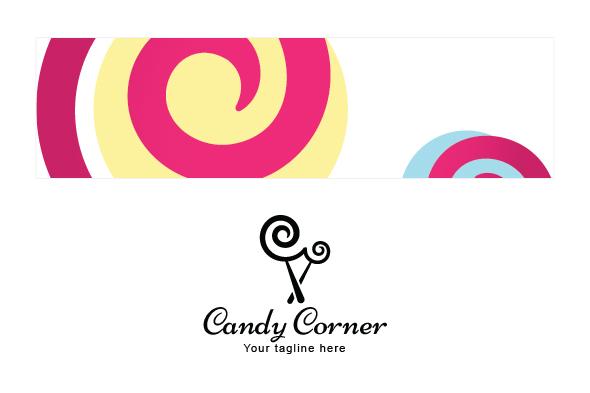 Candy Corner - Creative Swirl Shape Lollipop example image 3
