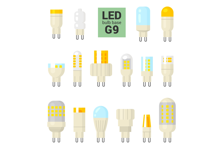 147 colorful LED light bulbs example image 6