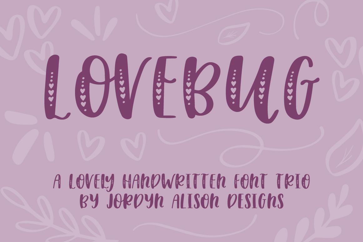 8 Hand Lettered Fonts Bundle, Script Monoline Skinny Sans example image 10