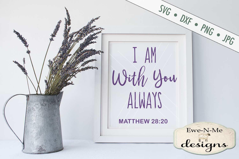 Faith SVG Bundle - Scripture SVG - Bible Verse - SVG DXF example image 7