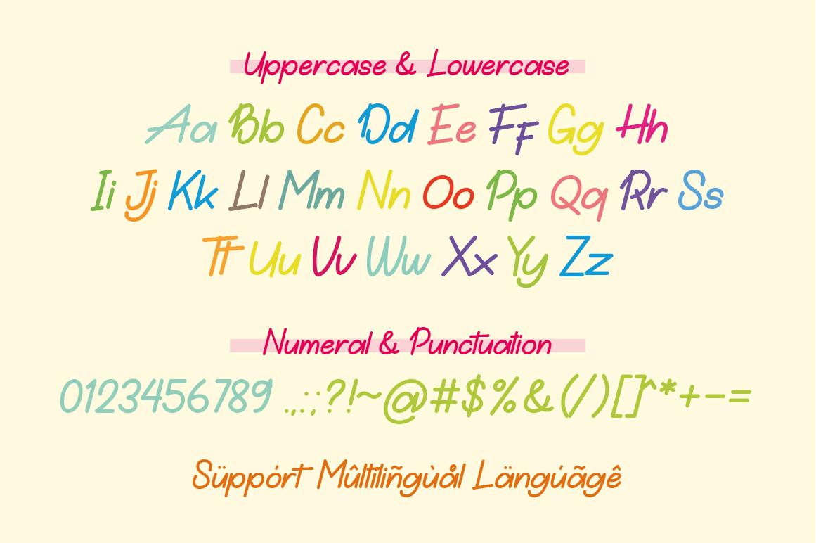 Hamilton Funny Typeface example image 4