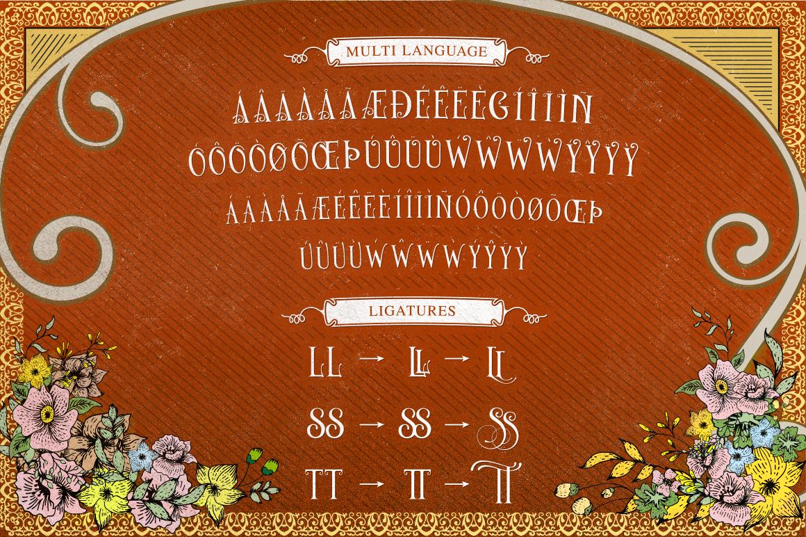 De Arloy Typeface example image 4