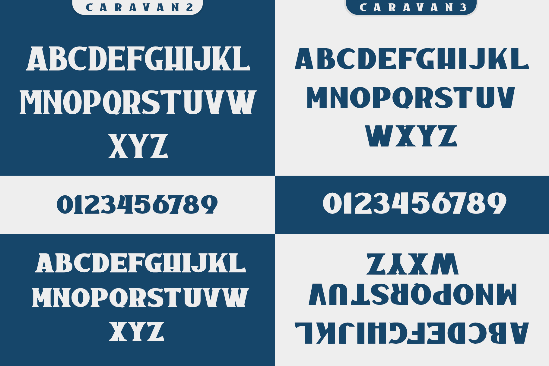 Caravan - Display Font example image 10