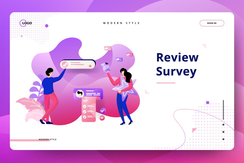 Survey vol 1 example image 5