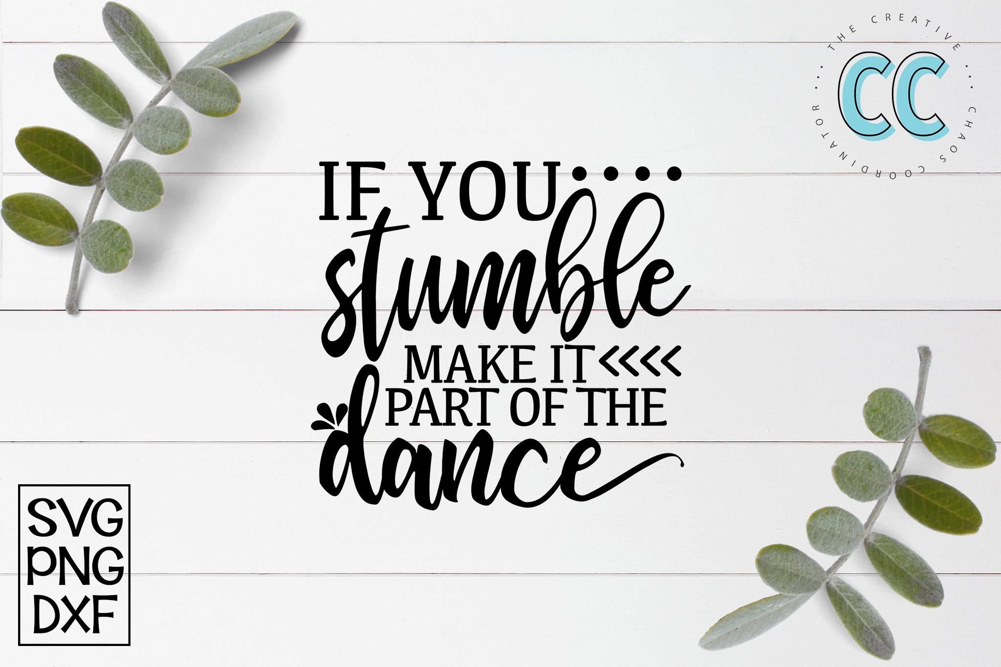 Stumble and Dance example image 1