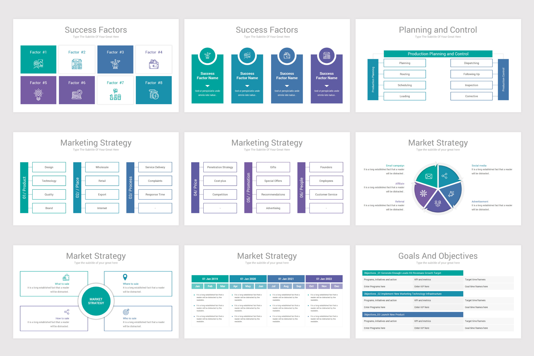Annual Report Keynote Template example image 14