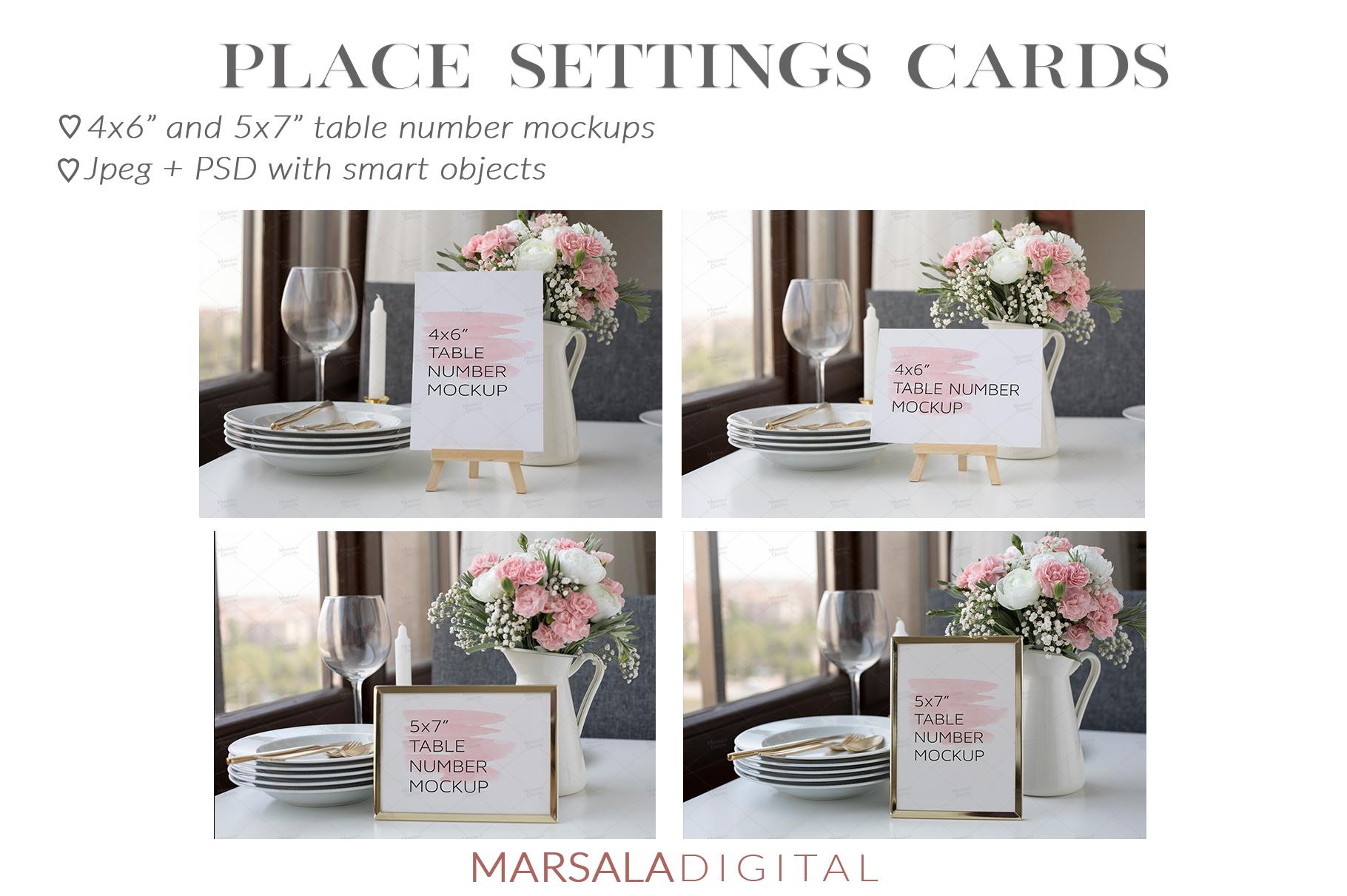Ultimate Wedding Mockup Bundle example image 4