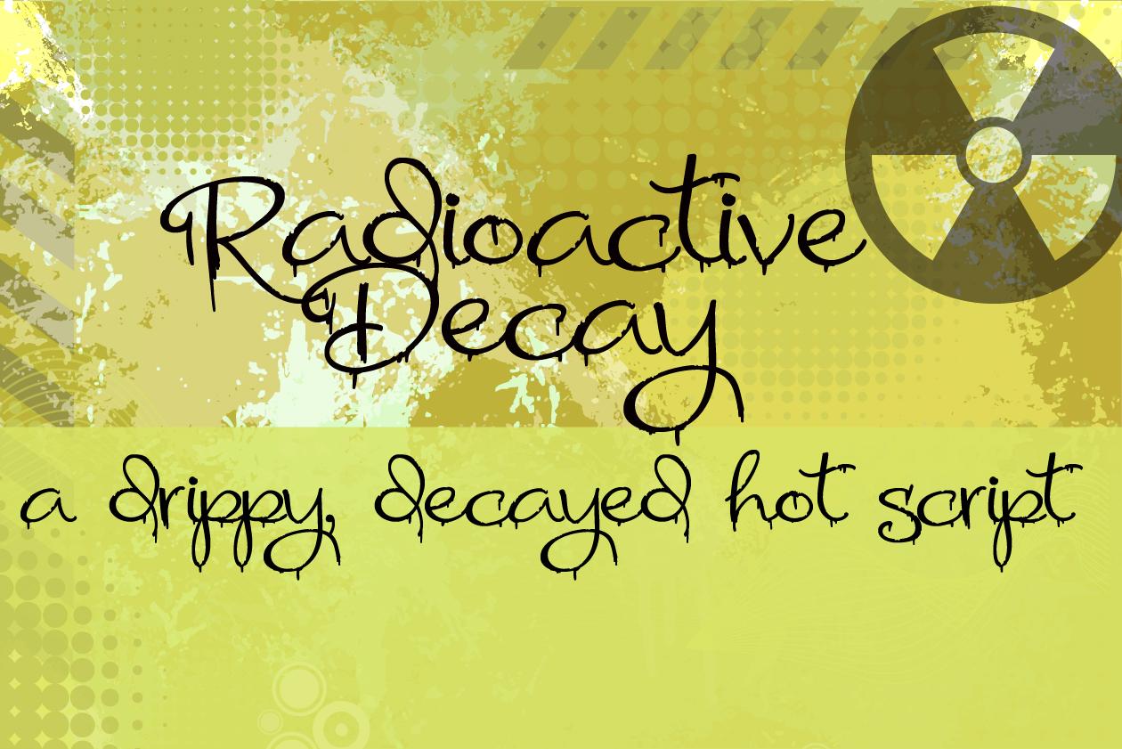 PN Radioactive Decay example image 1