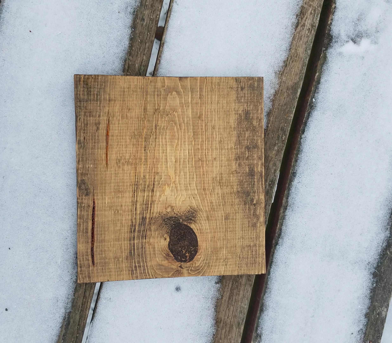 Wood sign Mockups example image 12