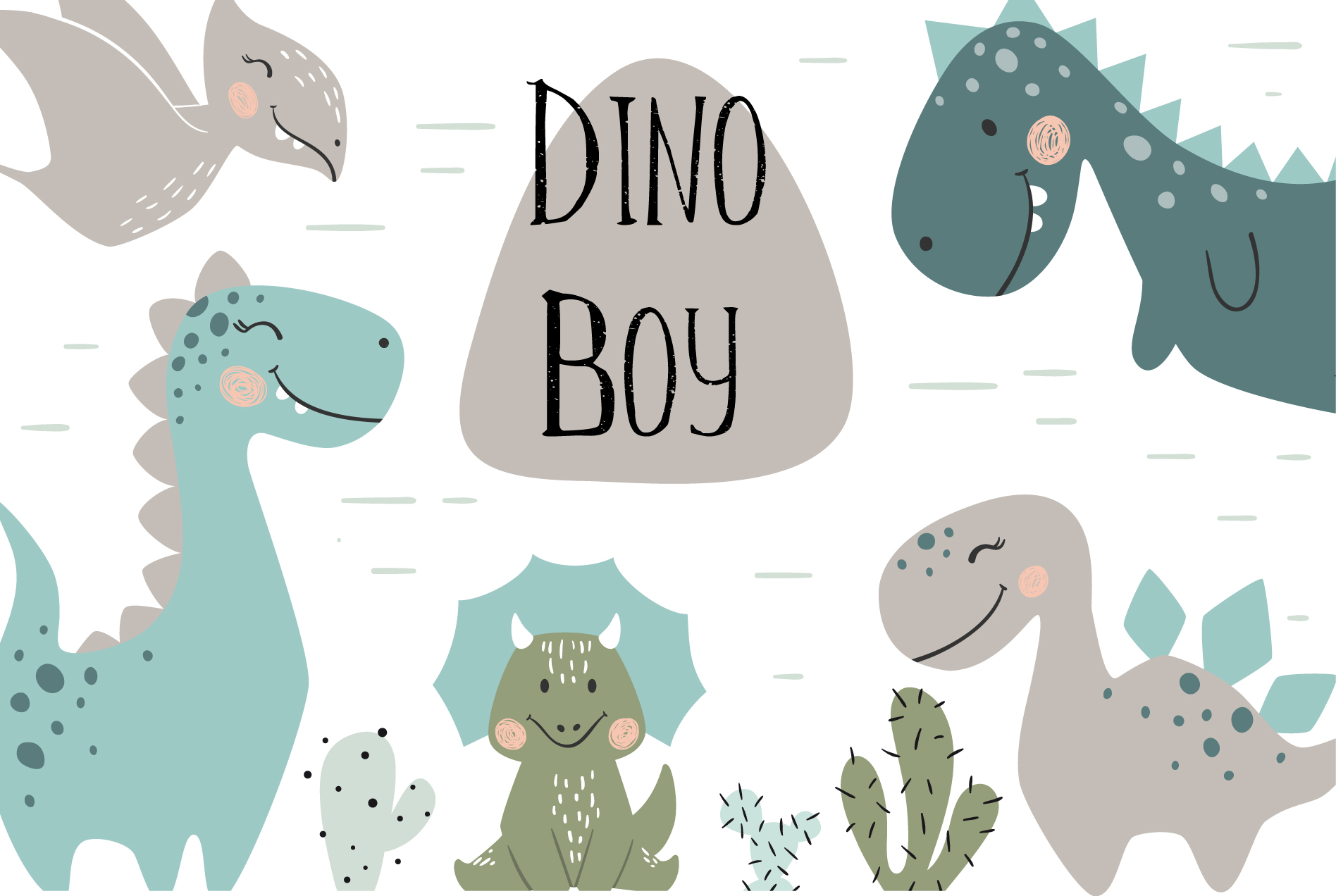 Dinosaurs example image 4