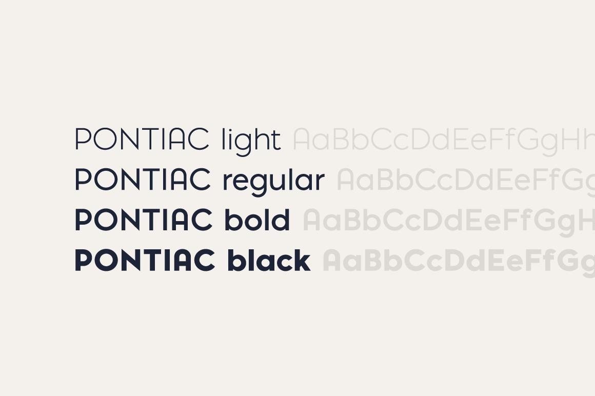 Pontiac Family (Basic set) example image 2