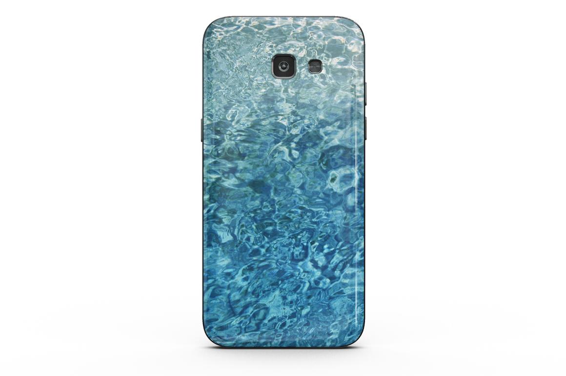 Samsung Galaxy A7 Mockup example image 8