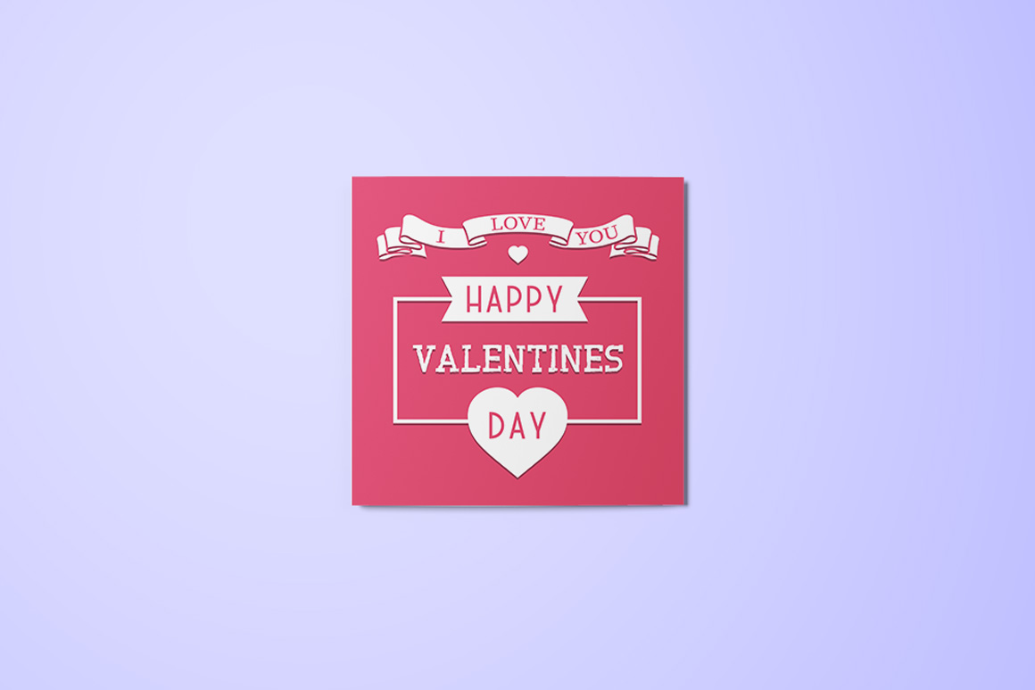Greeting Valentine Cards. example image 3