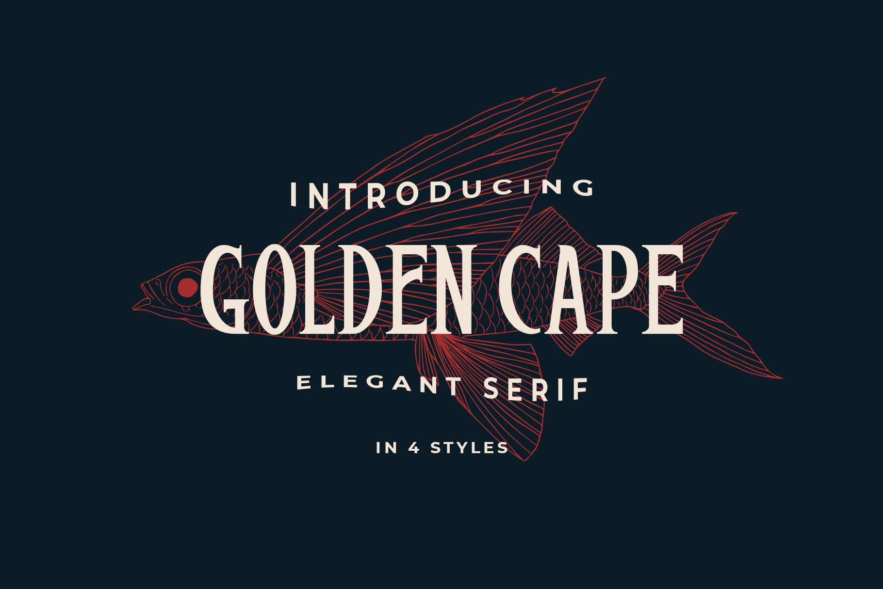 Golden Cape example image 1