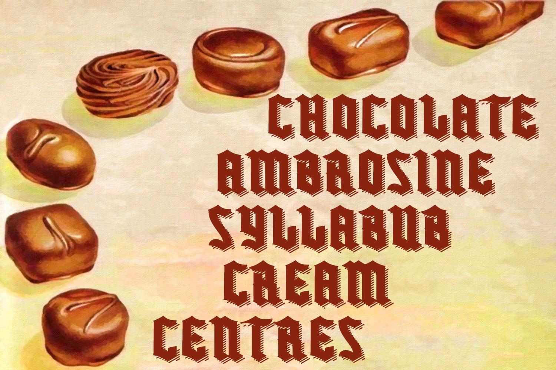 Buntisland Typeface Family example image 16