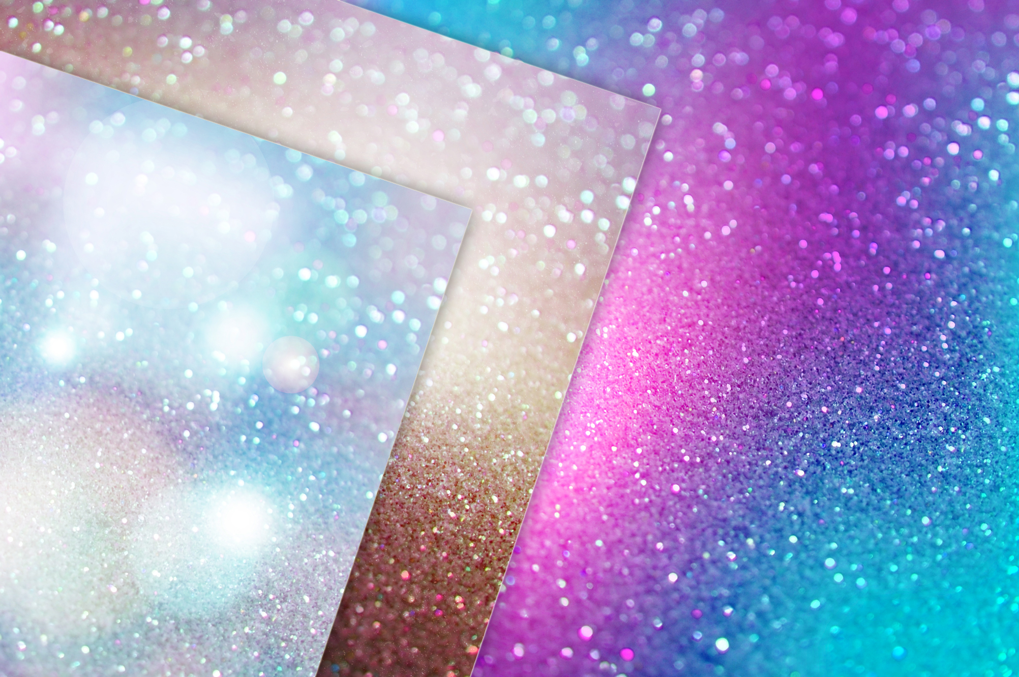Iridescent 95 Glitter Textures Holographic Backgrounds example image 10