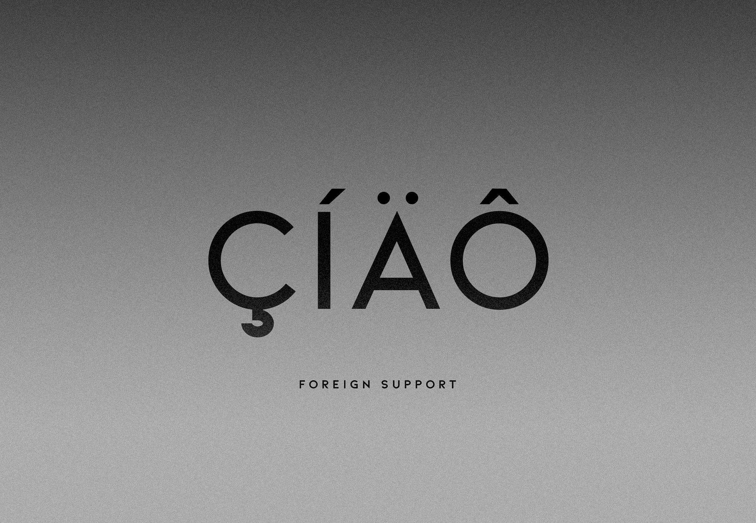 Kiona - A modern font example image 4