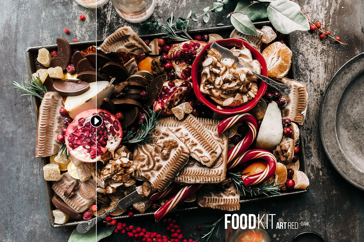 FoodKit - Food Presets for Lightroom & ACR, Desktop & Mobile example image 12