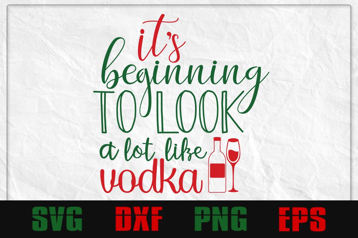 Adult Christmas SVG design bundle example image 7